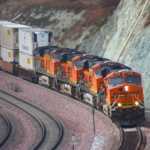 Trains: Moving American Goods More Efficiently, and More Safely Than Ever Before