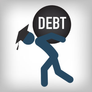 College Debt vs. Education Choices