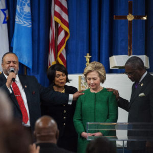 Why Clinton and Kaine Put Faith in Their Religious Wedge With Trump