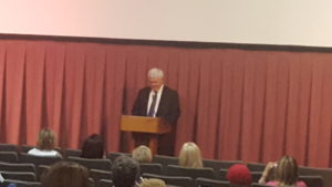 "Newt Gingrich introduces ""The First American"""