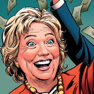 Comic Con(servatives): Creatives Adapt 'Clinton Cash' as Graphic Novel