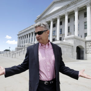 Gary Johnson's Election Plan Is So Crazy, It Just Might Work