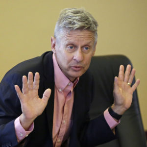 Gary Johnson's Carbon Tax Fiasco Could Sink His Campaign