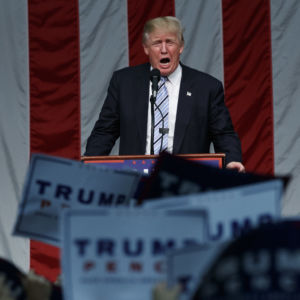 Nutmeg Nonsense: Trump Pursues Quixotic Quest to Win Connecticut