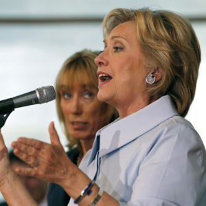 Some Senate Candidates Give a Unique Response to the Hillary Clinton Trustworthy Question