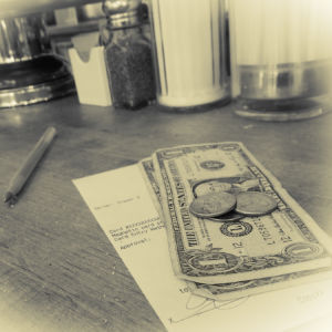 """Over Tipping and the """"Hidden"""" Costs of Electronic Payments"""