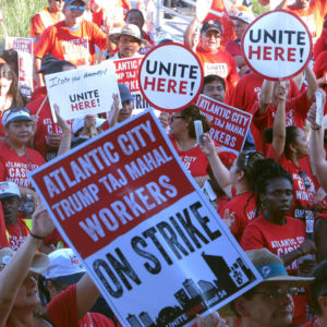 Labor Day Special: The 11 Most Iconic Worker Protests