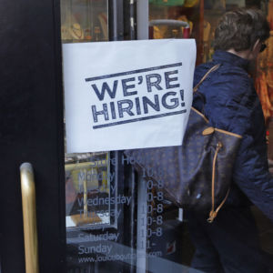 America Faces Catastrophic Employment Numbers