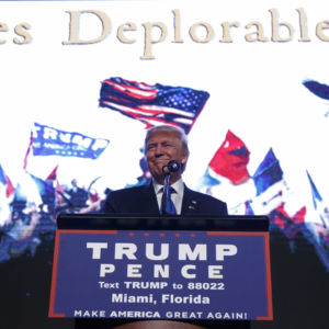 Donald Trump's Deplorables: A Reclamation of the Name