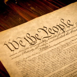 Point: Who Can Save Our Constitution? Only We, The People