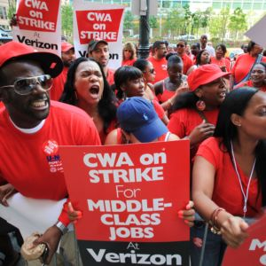 Exclusive: Verizon Worker Speaks Out Against Alleged Union Harassment
