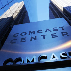 Comcast Wants Net Neutrality Repeal So It Can Make Data Fast Lanes for Self-Driving Cars