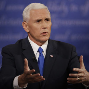 Pence Says He Supports Criminal Justice Reform. Does That Matter?