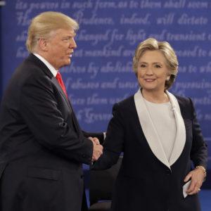 Point: President Trump Should Pardon Hillary Clinton
