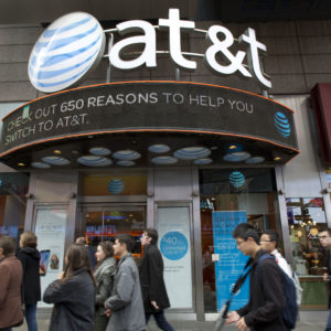 AT&T-Time Warner Merger Would Hurt Competition, Trump Transition Team Economist Says