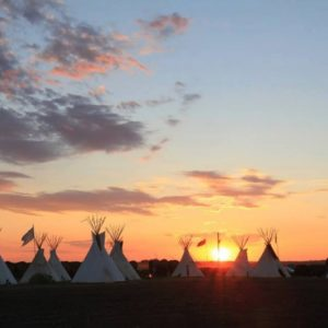 ND Expresses Concern for the Education of Children at Standing Rock Protest Camp