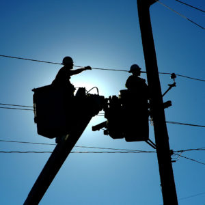 After the Hurricane, There Are Real Heroes up the Pole