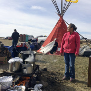 DAPL Supporters Stress Risks to Public Health, Safety if Protests Continue
