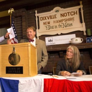 Towns in NH Already Cast Their Ballots — and the Write-Ins Tell a Lot