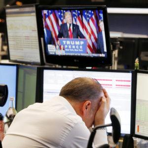 The Dollar's Trump Slump