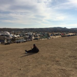 Officials Raise Concerns for Children at the Dakota Access Pipeline Protest