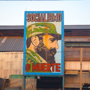 Cuban Socialism Should Die With Castro