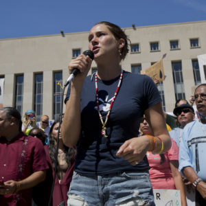 #NoDAPL Protesters Shift Focus to All Pipelines