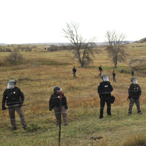 Feds Offer North Dakota No Relief for DAPL Protest Costs