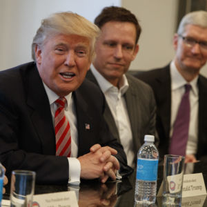 Tech Industry Largely Optimistic About Trump, Poll Shows