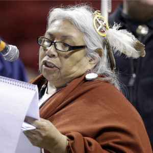 Faith Spotted Eagle Just Received a Vote in the Electoral College. Who Is She?