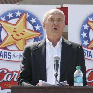 Meet the Fast-Food CEO Trump Picked as Labor Secretary