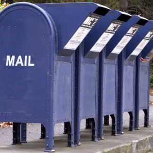 Leave Politics Out of Mail Delivery