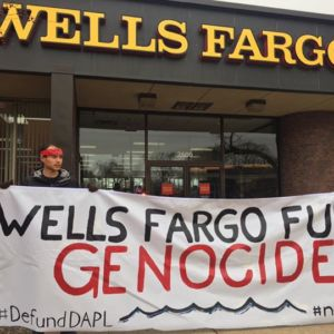 Wells Fargo and JP Morgan Chase Renew Oil Sands Line of Credit Despite Divestment Push