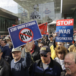 Union Convention Attacks Missouri's Right-to-Work Law