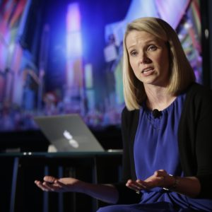 Marissa Mayer Leaves Behind Uncertain Record at Yahoo