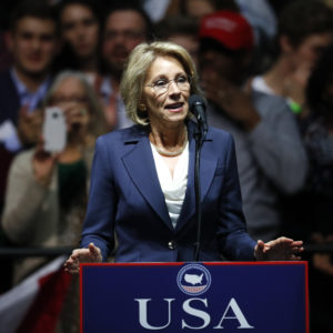 How Much Power Would DeVos Actually Have as Education Secretary?
