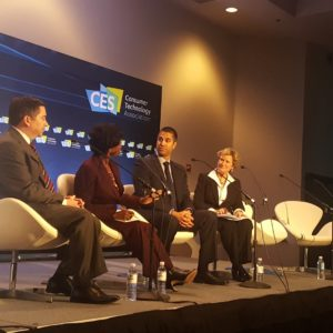 FCC's Only Remaining Democrat Defends Net Neutrality at CES 2017