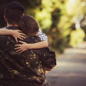 Federal Law Now Requires Schools to Track Students From Military Families