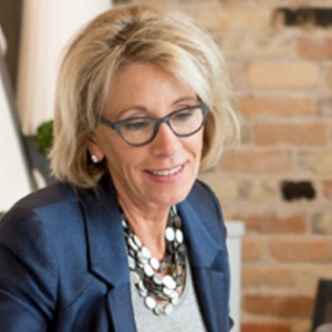 DeVos Agrees to Release Tax Returns, Forego Certificate of Divestiture