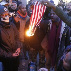 Opponents of Flag Desecration Law Say House Bill Targets Low-Income Families