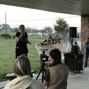 As Louisiana Targets Economic Growth, Protesters Drown Out Local Voices at Bayou Bridge Hearing