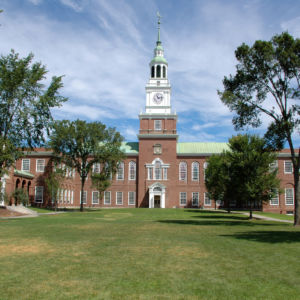 Dartmouth College Files Court Brief Opposing President Trump's Immigration Executive Order