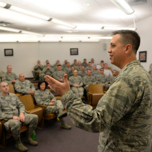 Battle Underway to End Prayer in New Hampshire Air National Guard