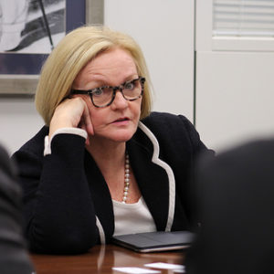 McCaskill Opens Probe Into Opioid Drugmakers, But Omits Top Company From Home State
