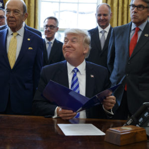 Trump Moves to Bolster Apprenticeships With Executive Order