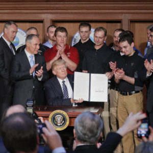 Trump Signs Executive Order Repealing Clean Power Plan. Here's Why It Matters.
