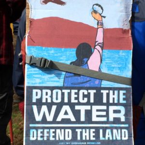 Standing Rock Protests Reborn at the Native Nations March With Shift in Focus