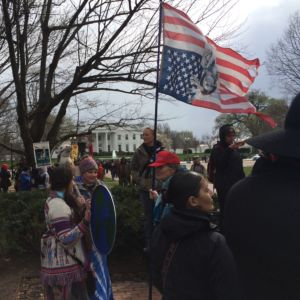 Facts Missing as DAPL Protesters March on D.C. [PICTURES]