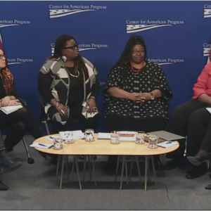 Reproductive Justice Discussion Connects Abortion and Economic Issues