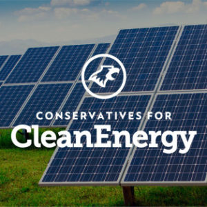 Conservatives for Clean Energy Backed by Liberal Interest Groups